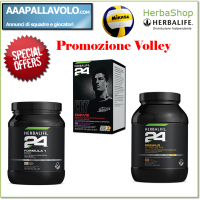 Promozione Volley Herbalife