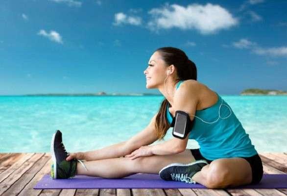 allenamento vacanza